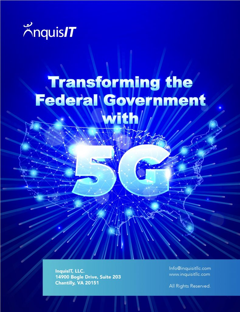 Transforming the Federal Government with 5g