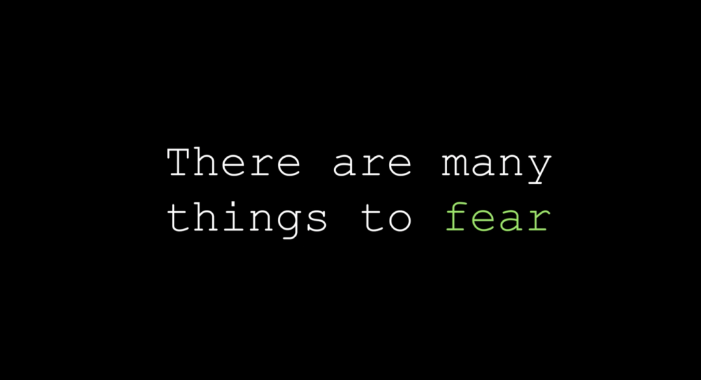 There are many things to fear - Zero Trust